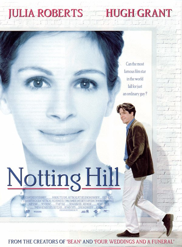 Notting Hill (1999. 영국)