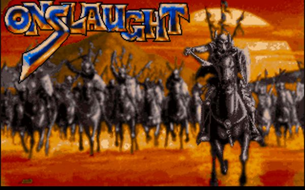 [DOS] 온슬로트(Onslaught.1989)