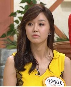 김민아 아나운서 결혼 이야기