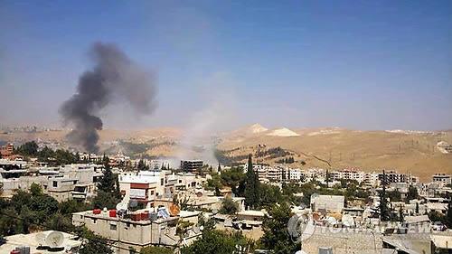 시리아 공습 부추긴 정부 발언이 섬뜩한 이유
