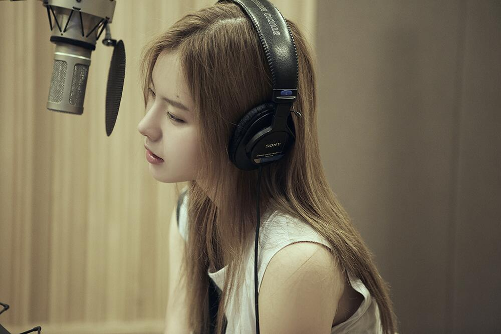 김예림 Lim Kim - Voice (MV Making)