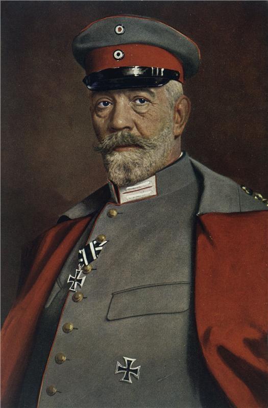 세계대전 참전에 임한 독일제국의 입장