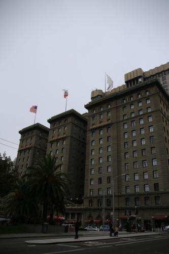 [샌프란시스코] 웨스틴 세인트 프랜시스 호텔 유니..