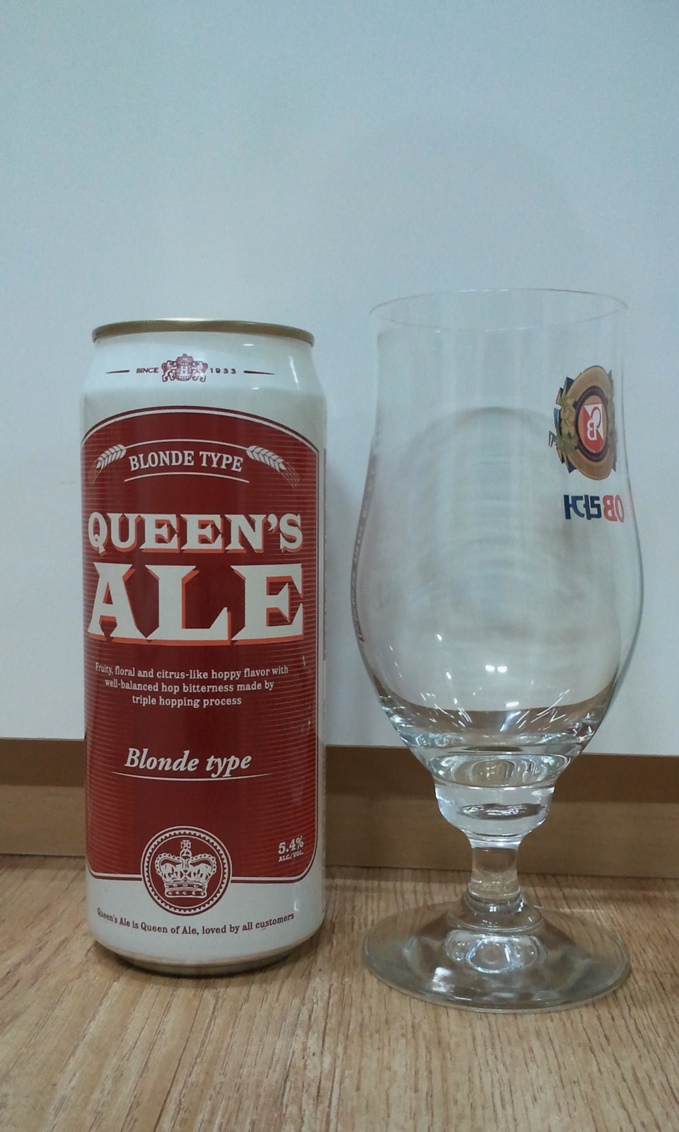 [한국]Queen's Ale Blonde Type(퀸즈에일 ..