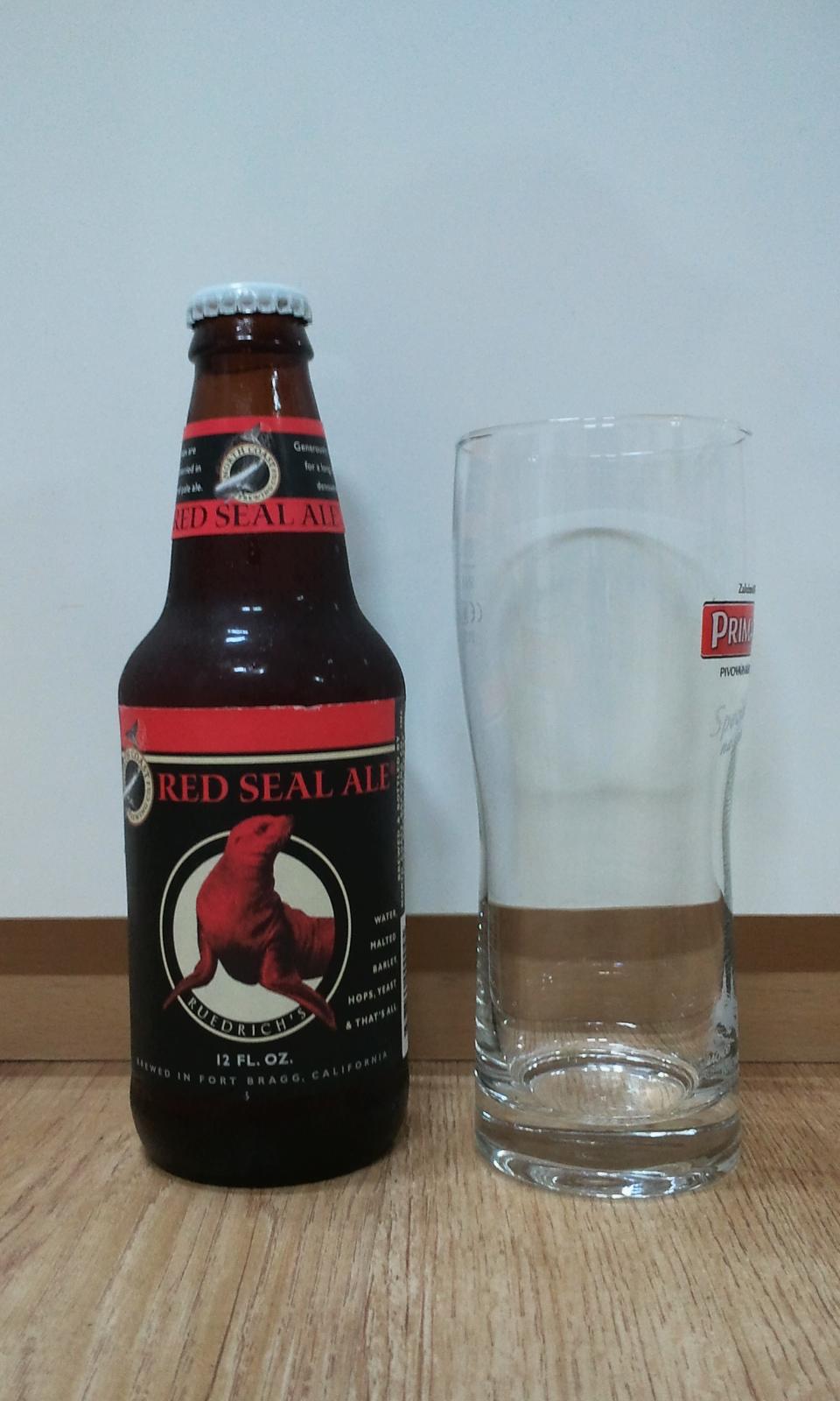 [미국]North Coast Red Seal Ale(노스코스트..