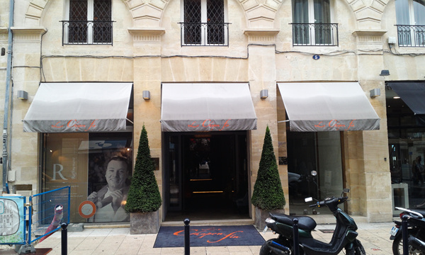 레스토랑 in 보르도 (1) Le Chapon Fin