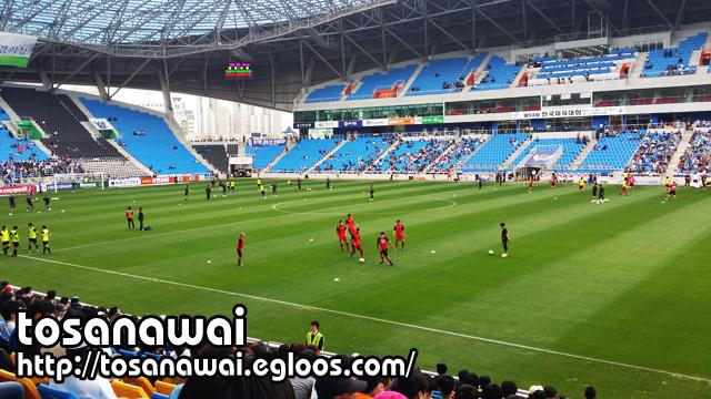 2013 K리그 클래식 31R 인천 v 서울 직관 후기