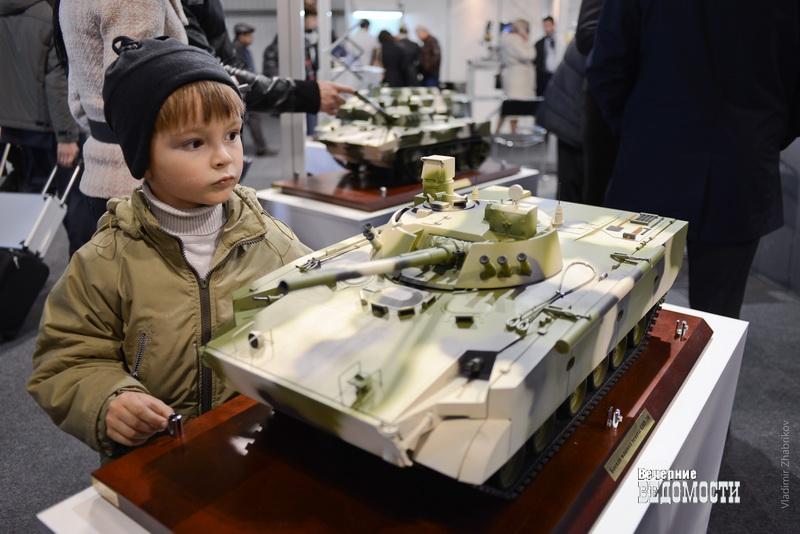 RAE-2013에 등장한 개수형 BMP-3