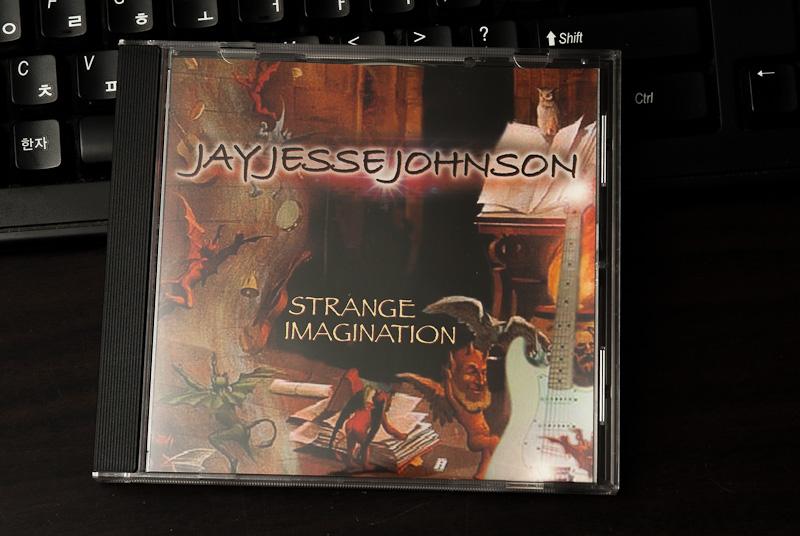 Strange Imagination - Jay Jesse Johnson / 2006