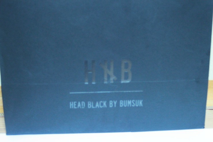 HEAD(Black by Bumsuk)