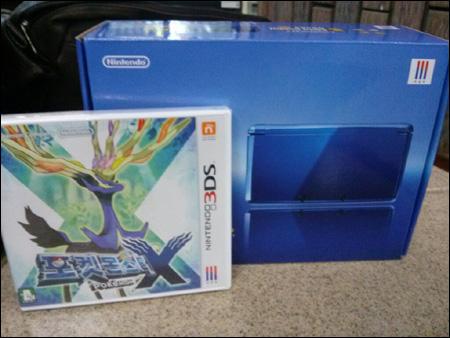 [3DS] 닌텐도 3DS&포켓몬스터 X