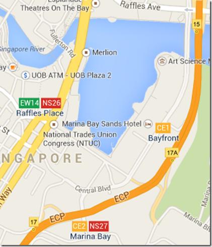 싱가포르 명소 마리나베이 샌즈 호텔(Marina Bay ..