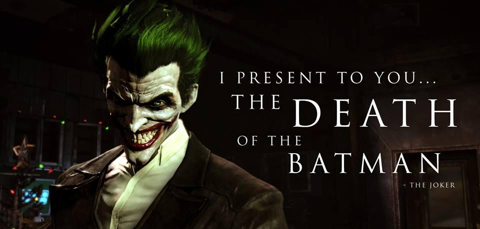 배트맨: 아캄 오리진 스토리 영상