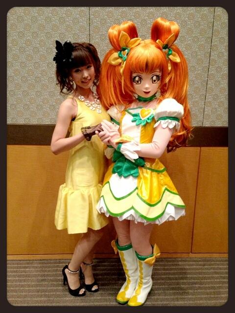 성우 후치가미 마이씨가 블로그와 트위터에 올린 사진