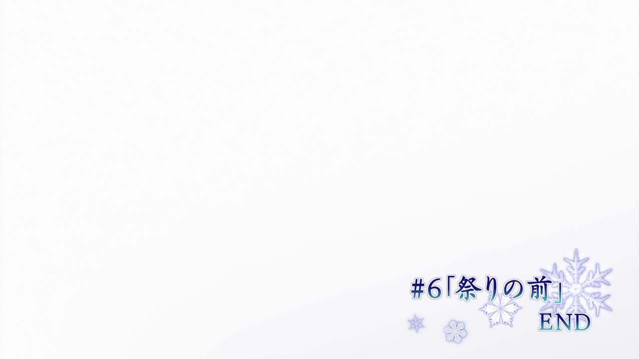 TVA WHITE ALBUM 2, 6화까지의 이야기