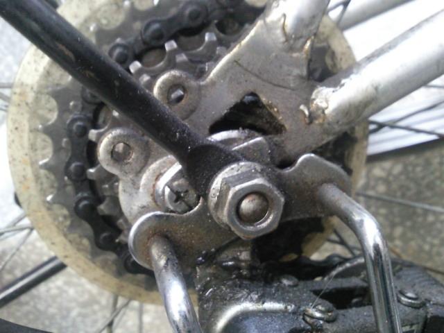 자전거수리 [스프라켓]