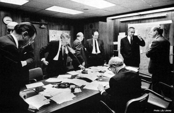 """""""6일전쟁을 정확하게 예측한 미국 CIA"""""""
