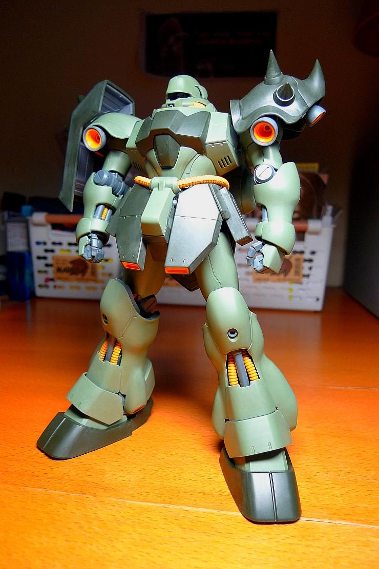 AMS-119 Geara-Doga - ( Bandai 1/100 MG ) - 03