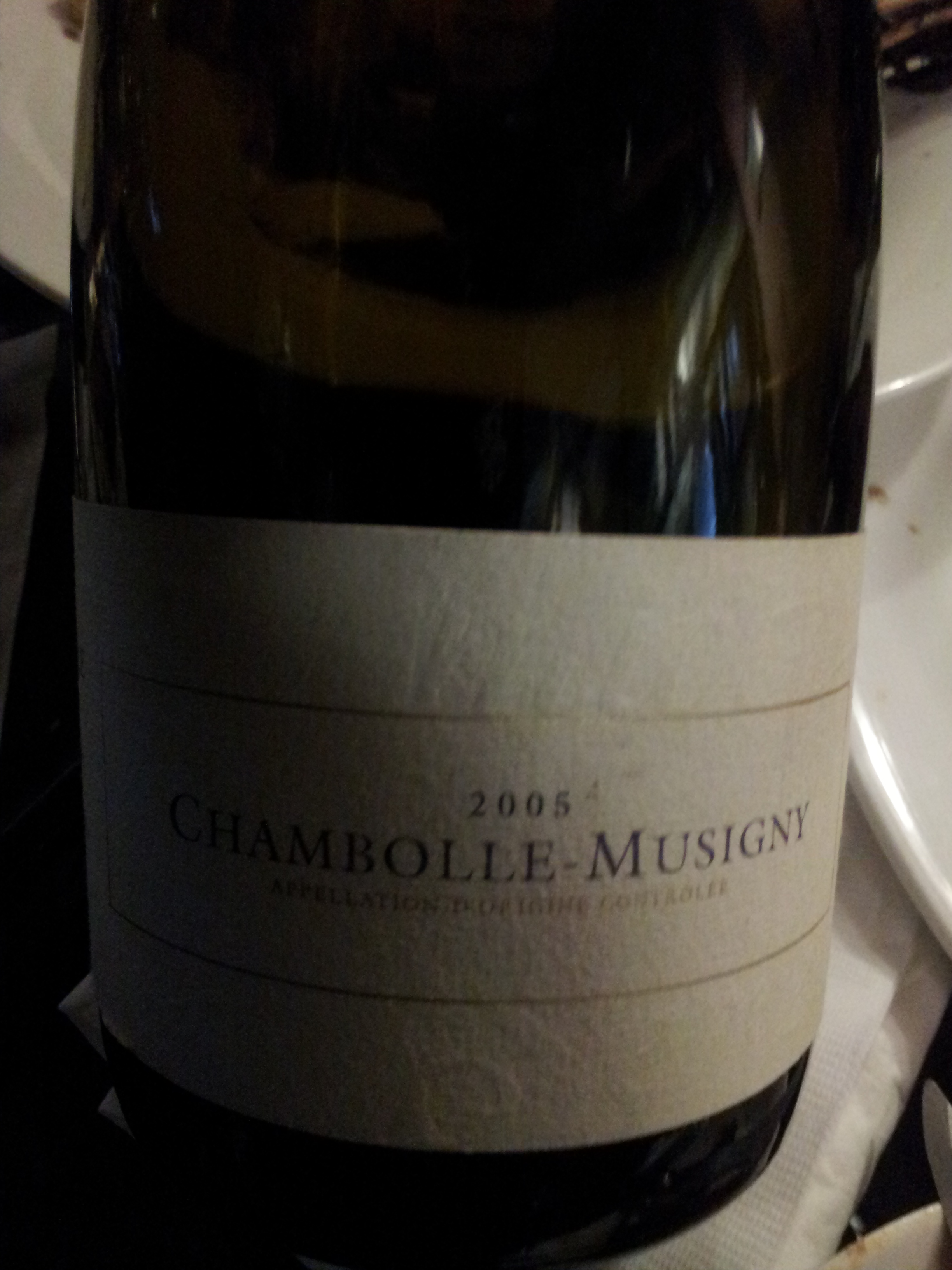 Domaine Amiot-Servelle Chambolle-Musigny 2..