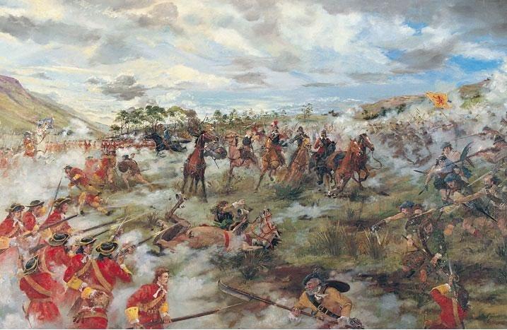 스코틀랜드-잉글랜드 투쟁사 (35)-명예로운 혁명?