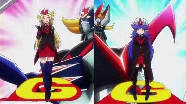 [마마마 × RGZ] 마신소녀 마징가 마키나 Z : int..