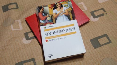 '달콤 쌉싸름한 초콜릿' - 5년만에 다시 꺼내 읽은 소설