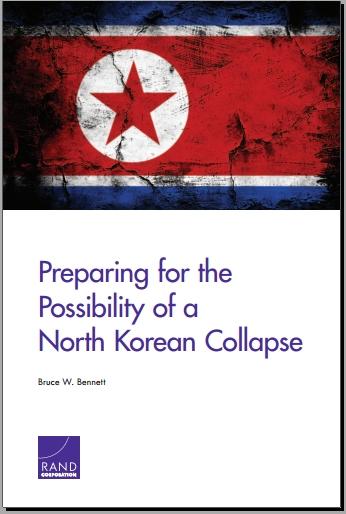 """""""북한 붕괴가 재앙이 될 가능성?"""""""