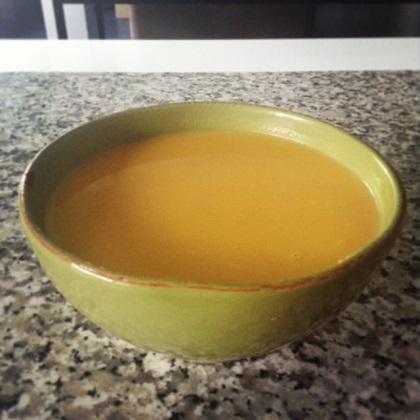 겨울엔 수프 한 그릇, 병아리콩수프
