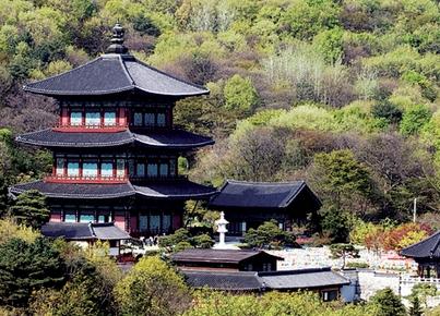 한국의 사라진 대건축물 (4)- 연복사 5층전각 & ..