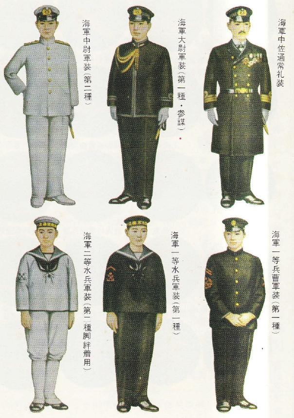 [당 역사연구소의 문서고] 고증자료 : 일본군 해군 ..