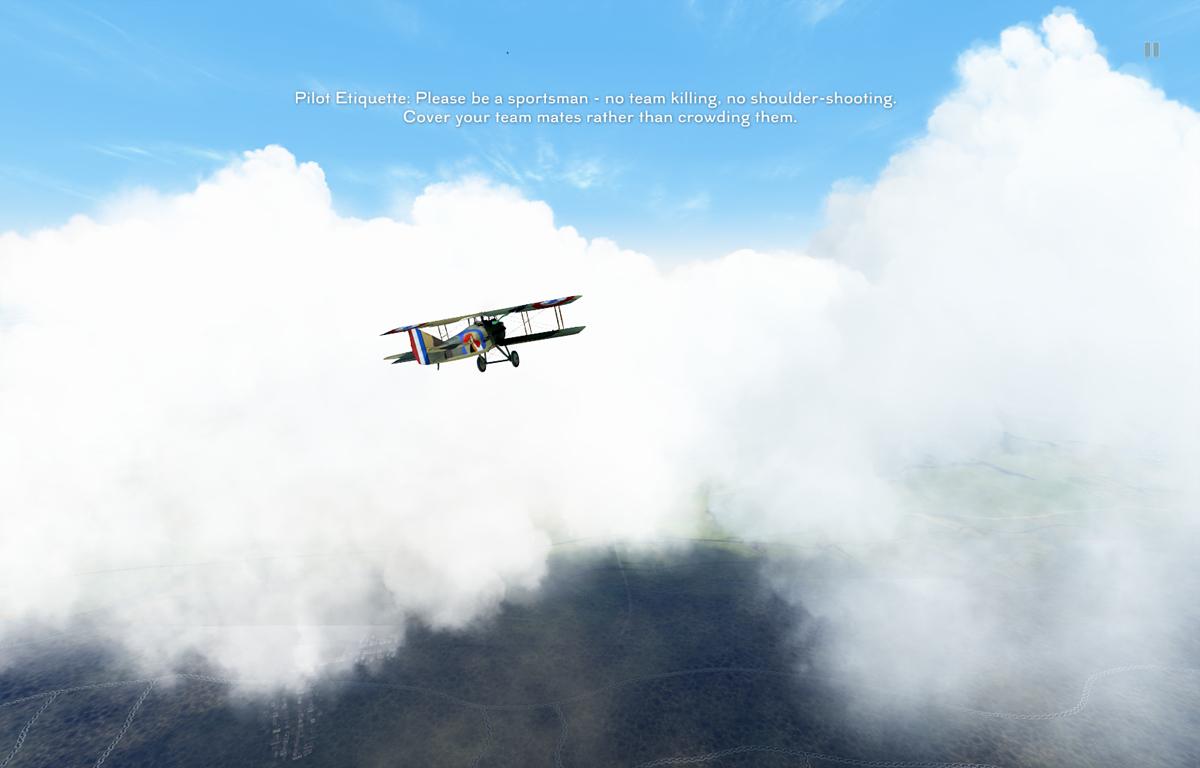 엔진 종결자!! [Rise of flight]