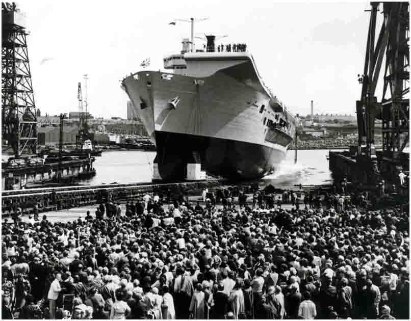 HMS Ark Royal을 회상하며...