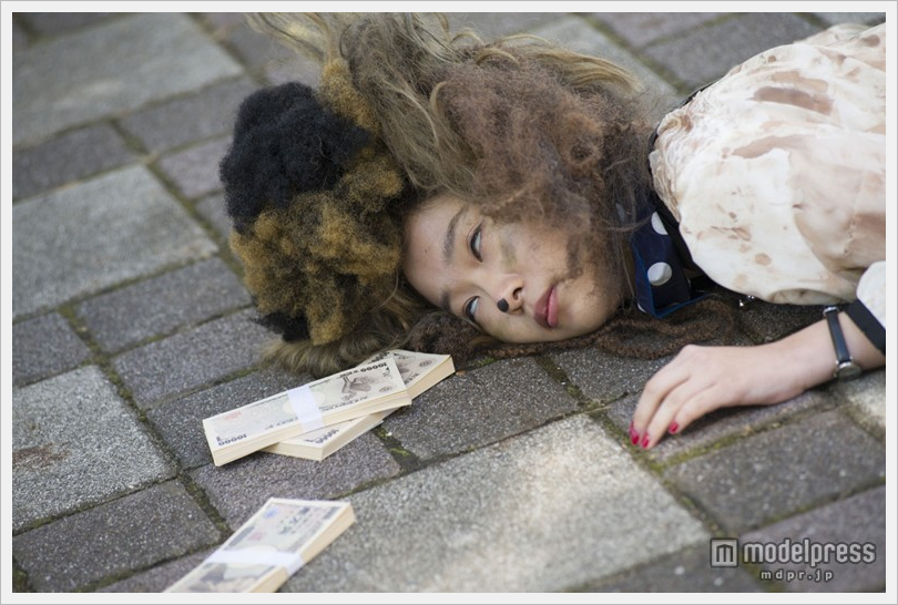 """사시하라 리노가 비극의 히로인 """"불쌍한 나를 보고 .."""