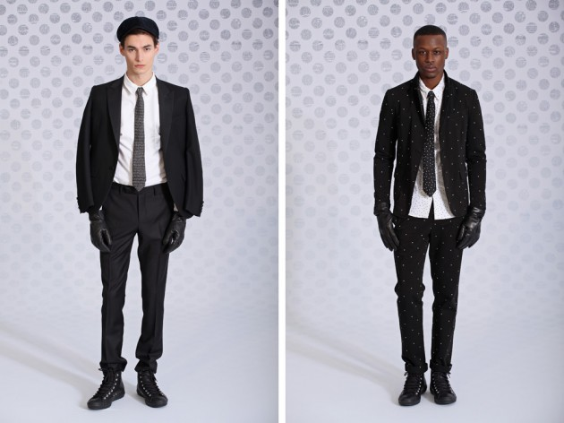 - EDGY CLASSICS AT BAND OF OUTSIDERS ..