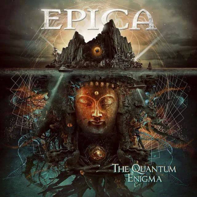 EPICA / THE QUANTUM ENIGMA COVER ARTWOR..