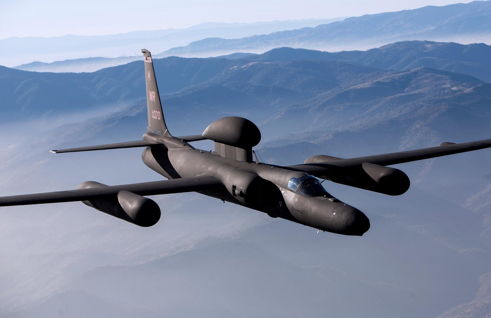 U-2 정찰기의 퇴역을 막으려는 록히드 마틴