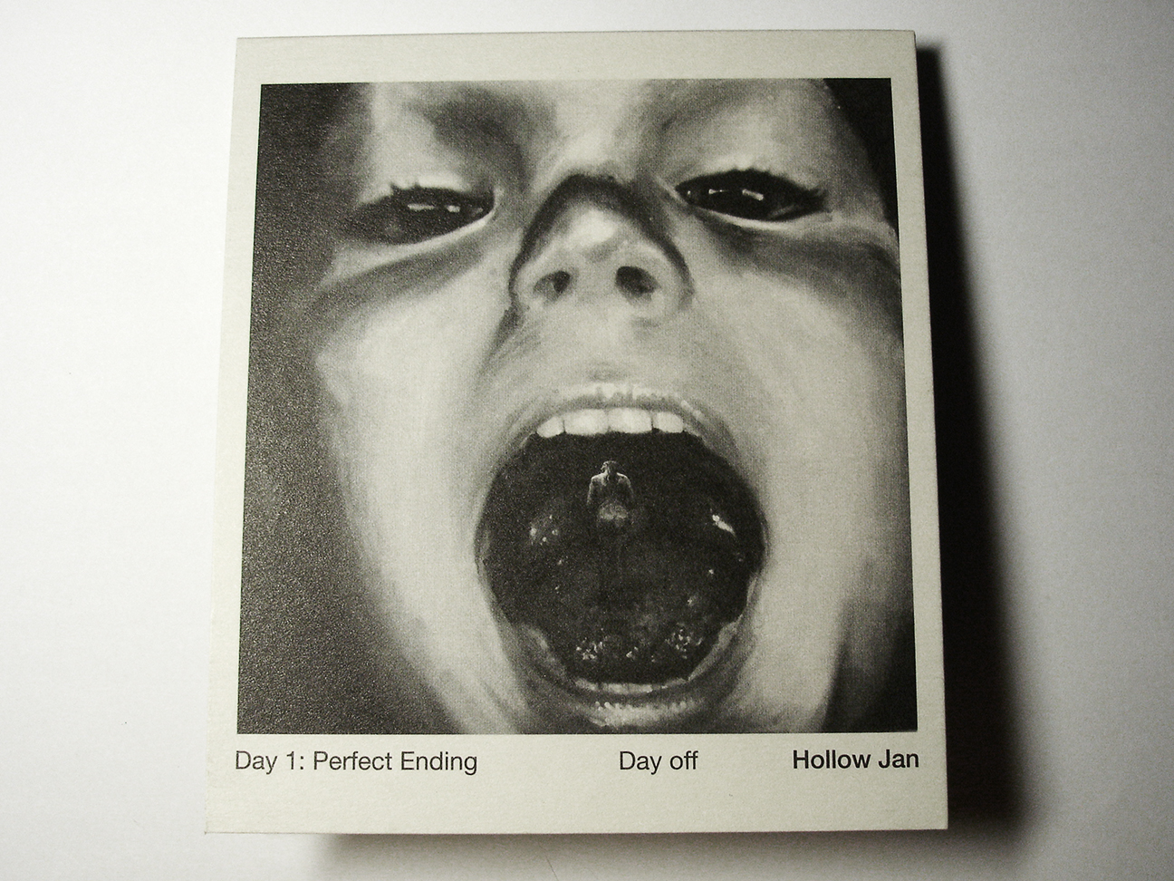 (album) Day Off (Limited Edition) - Hollo..