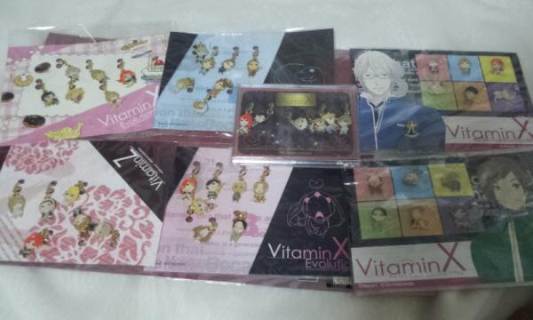 vitaminx 챰 전원 컬렉션 완성!!!!!
