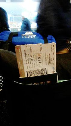 인도여행기(13.11.23~13.12.24) 인도도착