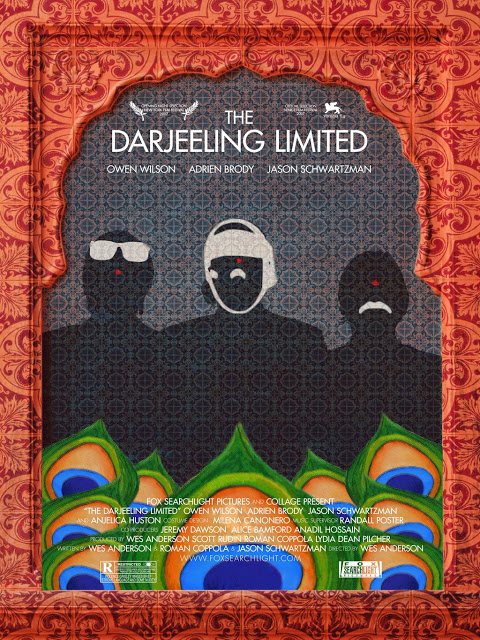 다즐링 주식회사 포스터들