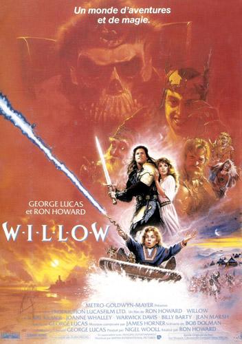 윌로우 (WILLOW, 1989, CAPCOM) #4 스테이지 ..
