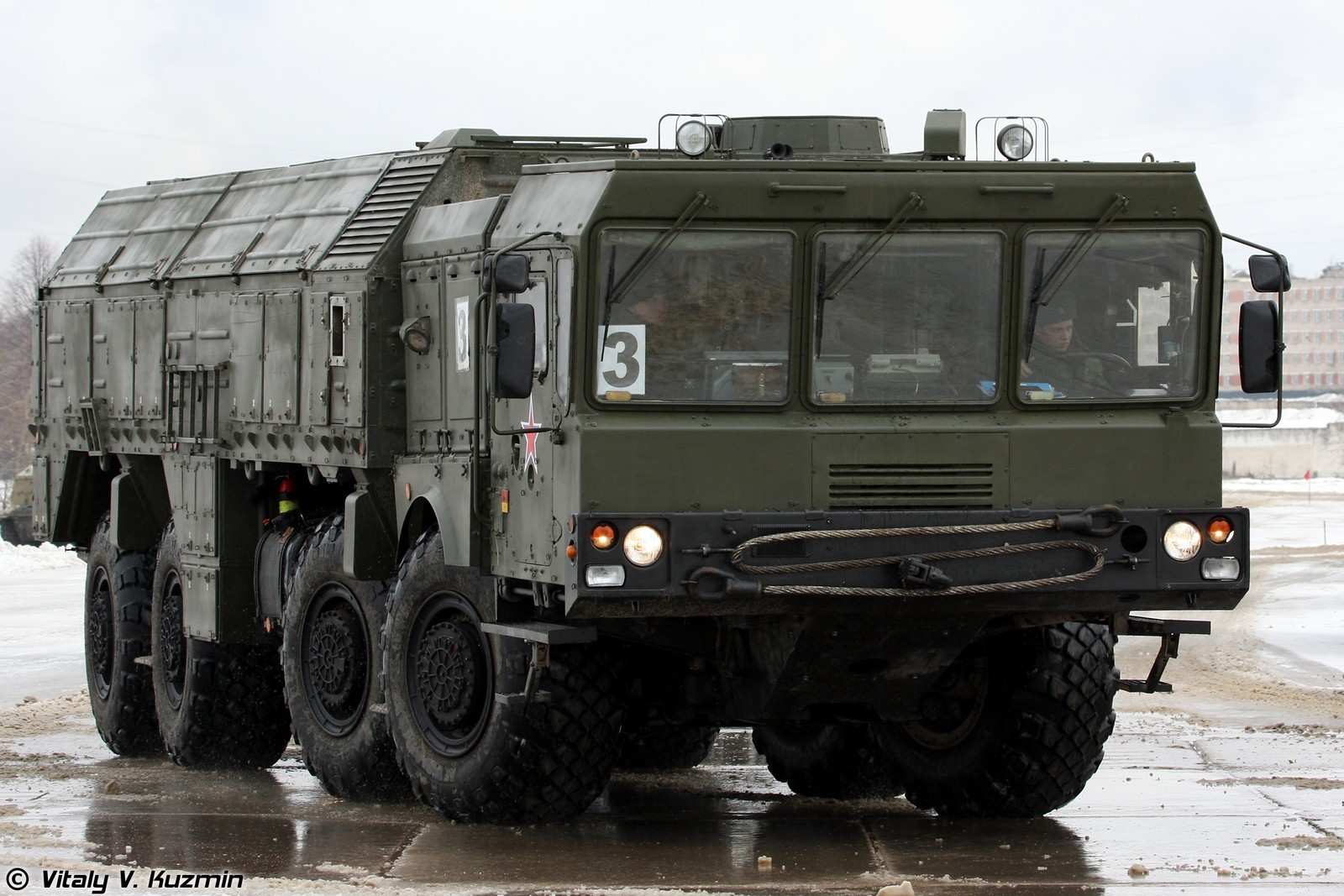 러시아제 지대지 미사일을 도입하려는 핀란드
