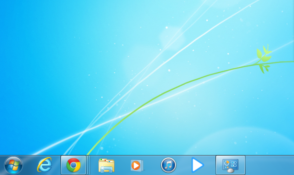 Windows Superbar(Windows 7 이상의 작업 ..