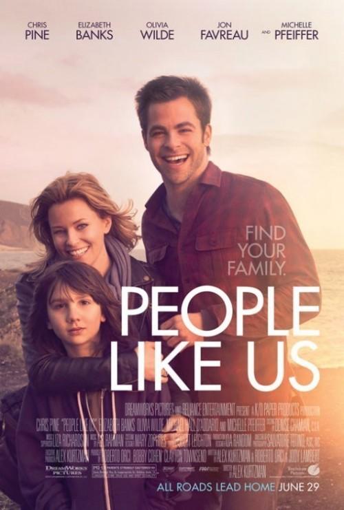 피플 라이크 어스 People Like Us , 2012