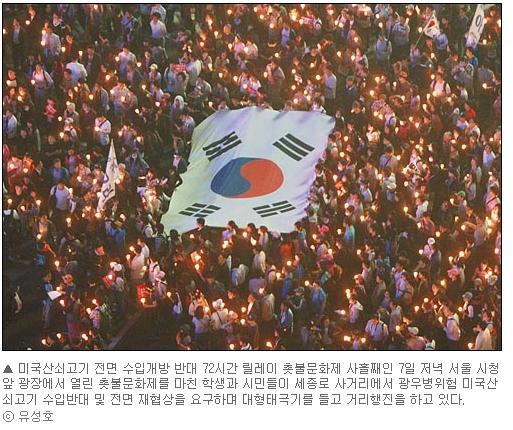 일본 재특회 혐한 넷우익과 한국의 깨시민 입진보 ..