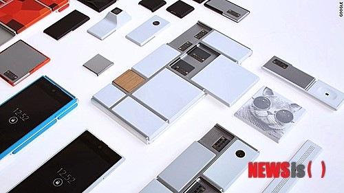구글, 조립식 스마트폰 '아라' 내년 초 출시