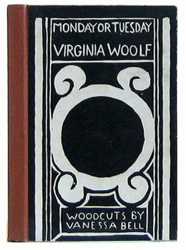 Book covers by Vanessa Bell