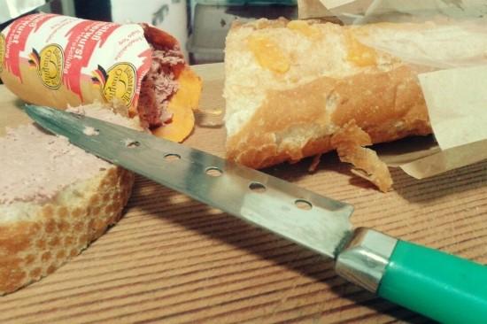 어반나이프(Urban Knife), 레버 부어스트