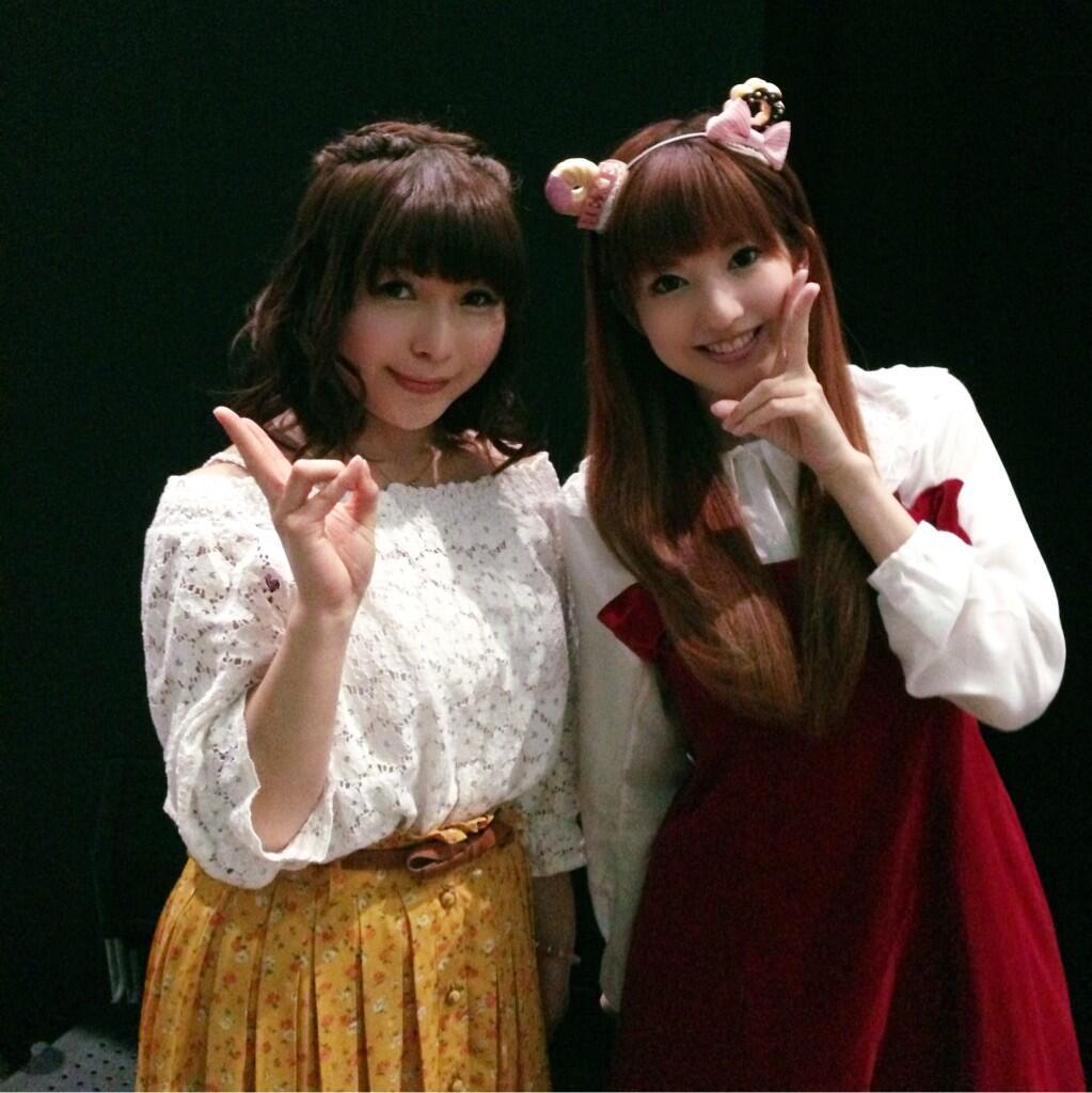 성우 닛타 에미씨의 사진 몇장