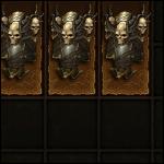 Diablo III 일지(?) - 방패가 세 개 주루룩???